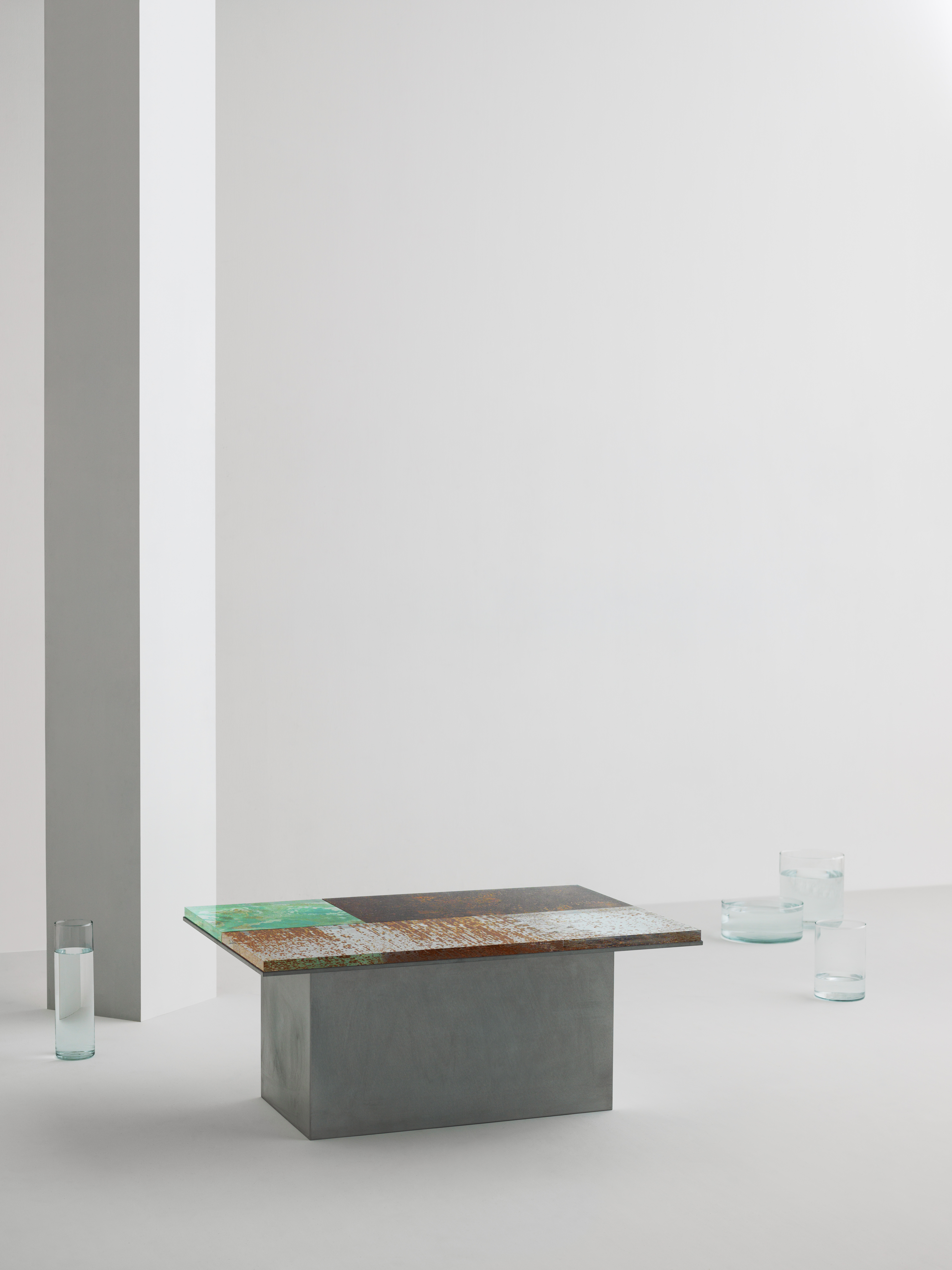 Rust Harvest|Low Table
